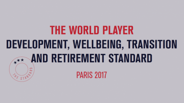 """World Players Association"" predstavila strateški dokument, ki spodbuja celostni razvoj športnikov"